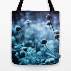 Solitary Moon Tote Bag