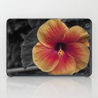 Color My Garden. iPad Case