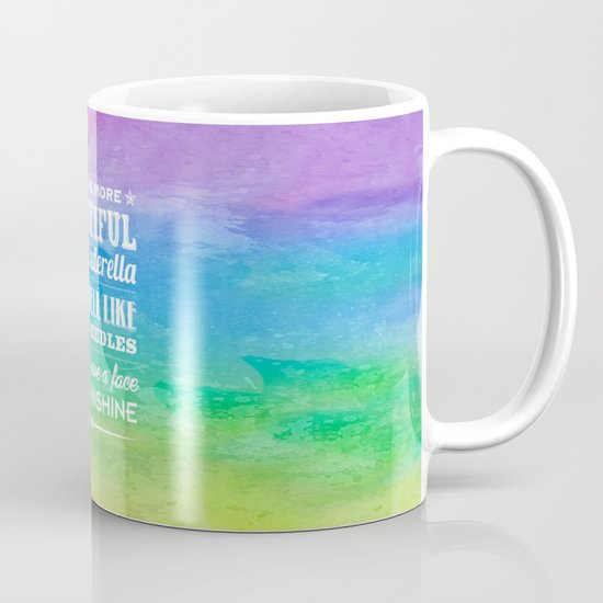 Sunshine Face Mug