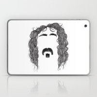 Frank Zappa Laptop & iPad Skin