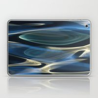 Water / H2O #2  (water abstract) Laptop & iPad Skin