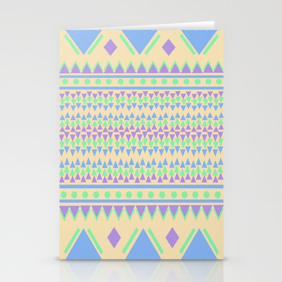 TriangleTraffic Stationery Card