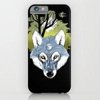 Wolf Phase iPhone 6 Slim Case