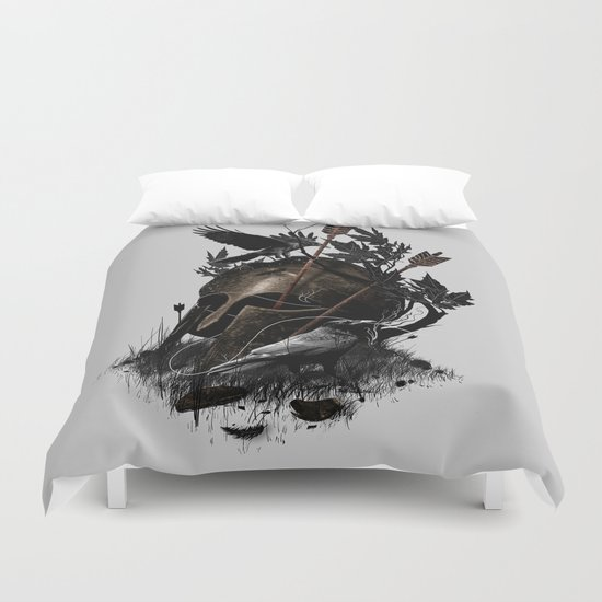Legends Fall Duvet Cover