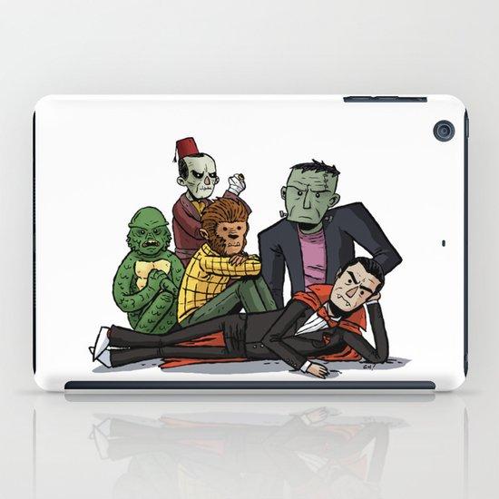 The Universal Monster Club iPad Case