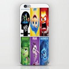 animation,disney,cartoon,inside out,movie & tv,3D iPhone & iPod Skin