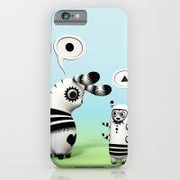 iPhone Cases featuring Lally Lama by Teodoru Badiu