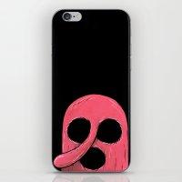 Mystery Xmas Exchange No… iPhone & iPod Skin