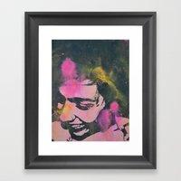 Mood #414 Framed Art Print