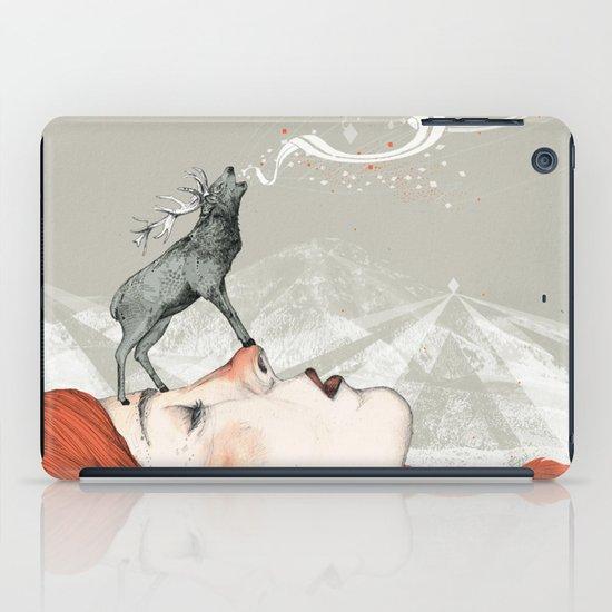 Deer Lady! iPad Case