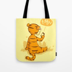 Ta Ta For Now Tote Bag