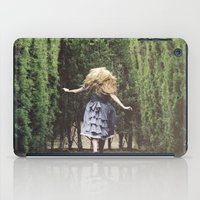 Alice World 1 iPad Case