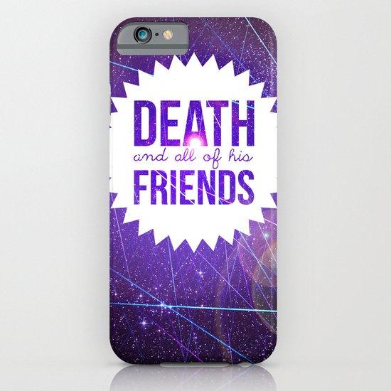 Mortem et Omnibus Amicis iPhone & iPod Case