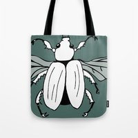 It's A Beetle And It Has… Tote Bag