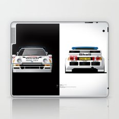 Group B Edition, N.º4, Ford RS200 Laptop & iPad Skin