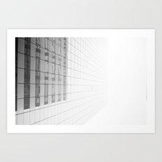 NY.Skyscraper Art Print