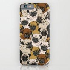 Social Pugz iPhone 6 Slim Case