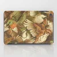 Red-Throated, Black-capped, Spotted, Barred iPad Case