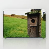 Abandoned Home iPad Case