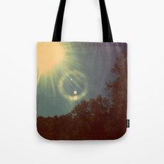 Sun Beam. Tote Bag