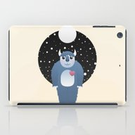 iPad Case featuring Can I Be Your Monster? by Moremo