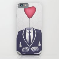 iPhone & iPod Case featuring Mr. Valentine by Davies Babies