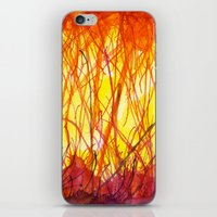 Hot Heat Ha! iPhone & iPod Skin