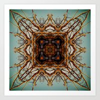 The Square Root Art Print
