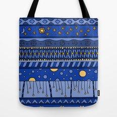Yzor pattern 010 night Tote Bag