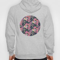 Paper Cut Birds [dark] Hoody