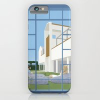 iPhone & iPod Case featuring Winery Afternoon alt by Eldon Ward