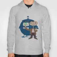 Dr. Who E.T. Hoody