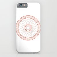 iPhone & iPod Case featuring Anime Magic Circle 13 by Burve
