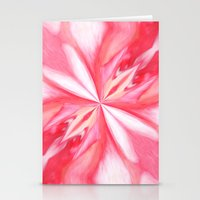 Kaleidoscope 1 Stationery Cards