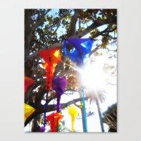 Wind Socks Canvas Print