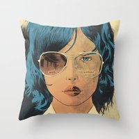 With & Without Throw Pillow