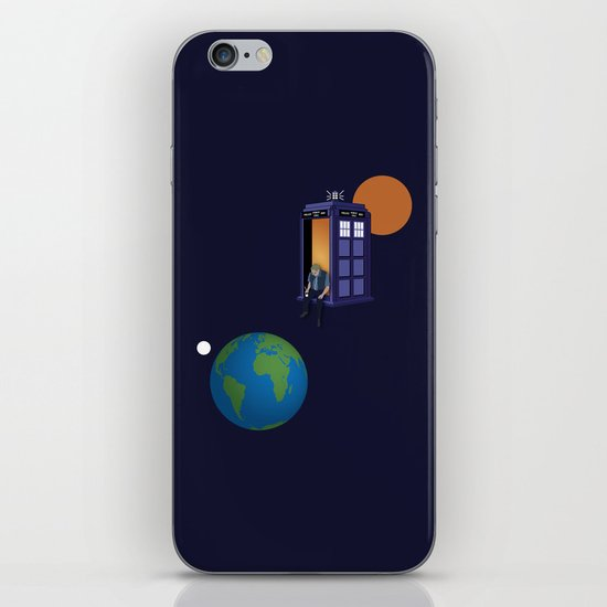 A WhoView iPhone & iPod Skin