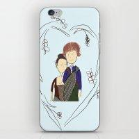 Outlander iPhone & iPod Skin