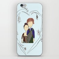 Outlander iPhone & iPod Skin
