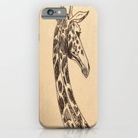 iPhone Cases featuring Lookin' by Caballos of Colour