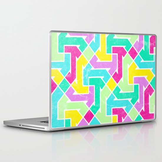 Azimuth Laptop & iPad Skin