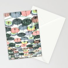 It may rain Stationery Cards