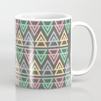 Triangulate 3 / Neon Midnight Mug