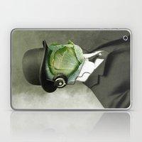 Bowler cabbage Laptop & iPad Skin