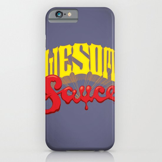 Awesome Sauce iPhone & iPod Case