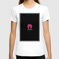 couple T-shirts featuring Couple by barmalisiRTB