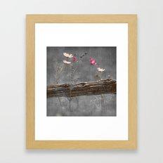 Emerging Beauties - v38at1 Framed Art Print