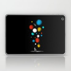 The Worlds Ahead of You Laptop & iPad Skin