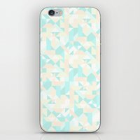 Aztec Pastel iPhone & iPod Skin