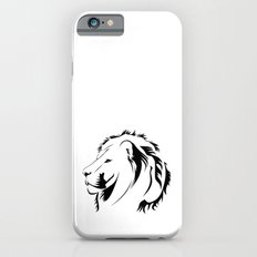Lionhead Tribiales iPhone 6 Slim Case